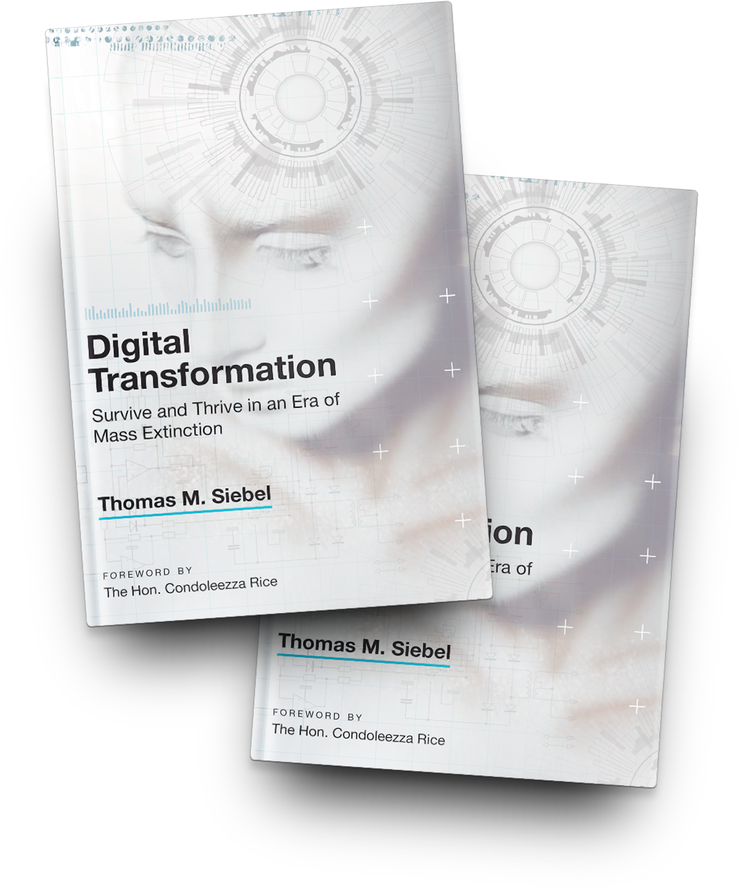 Digital Transformation Books